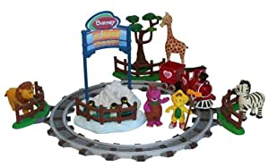 Barney & Friends Zoo Playset