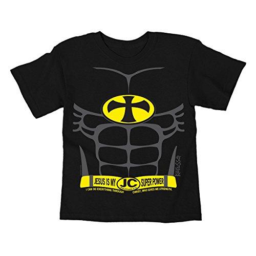 Super Power 2 Kids T-Shirt (Large)