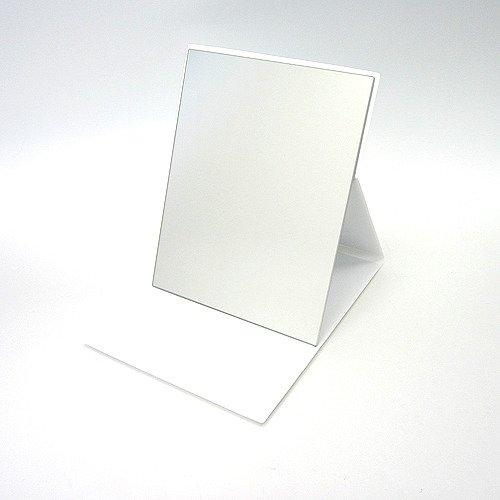 ハイパービュープロモデル折立ミラーL ホワイト
