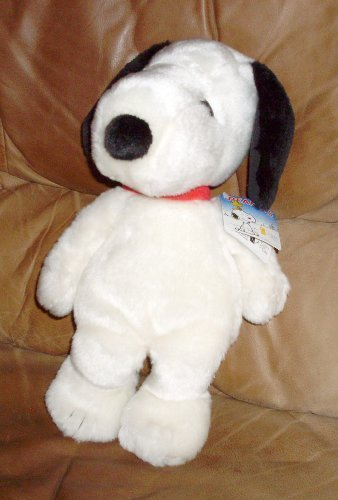 "Peanuts Snoopy 15"" Plush Dog By Kohl'S Toy"