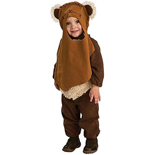 [Star Wars E-Wok Toddler Costume by Rubie's] (Ewok Star Wars Costume)