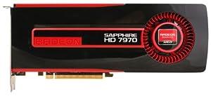 Sapphire Radeon HD 7970 3GB DDR5 HDMI/DVI-I/Dual Mini DP PCI-Express Graphics Card 21197-00-40G