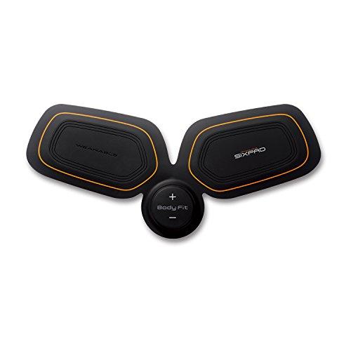 MTG(エムティージー) SIXPAD(シックスパッド) Body Fit(ボディフィット) TR-AM2015B-E ブラック