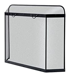 Panacea Products 15113 Fireplace Screen Spark Guard - Steel by PANACEA PRODUCTS