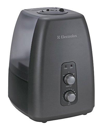 【Amazonの商品情報へ】Electrolux ハイブリッド加湿器 「超音波・超音波+スチーム(ヒーター)」 【14畳まで用】 EHF4000(K)