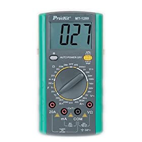 Aircraft Tool Supply Heavy Duty Digital Multimeter