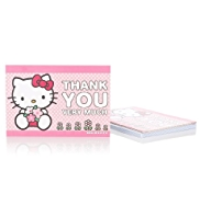 Hello Kitty Thank You Multipack Cards