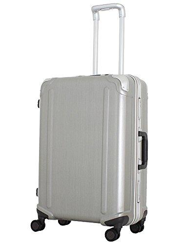 (シフレ)SIFFLER Siffler スーツケース TRI1001-68 TRIDENT 68cm ヘアラインゴールド
