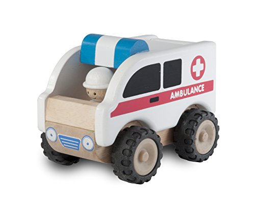 Wonderworld Mini Ambulance Car Toy - 1
