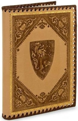 medici-lions-kraft-recycled-italian-leather-journal-9x7