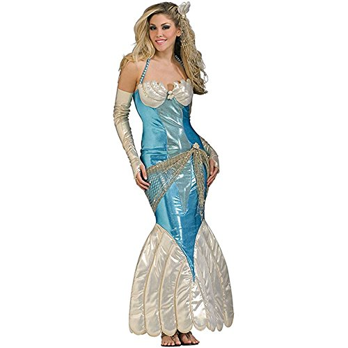 Deluxe Mermaid Adult Costume - Standard