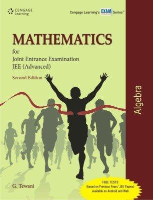 Mathematics for Joint Entrance Examination JEE Advanced: Algebra Image