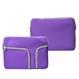 TopCase Zipper Sleeve Bag Cover Case for ALL Laptop 13\