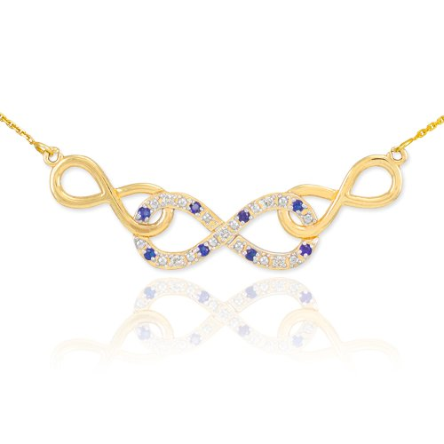 Forever-Dainty-14k-Yellow-Gold-Blue-Sapphire-and-Diamond-Triple-Infinity-Pendant-Necklace-18