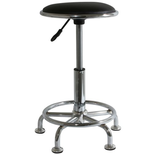 Homestyle Bs2088 Adjustable Height Shop Stool Metal Shop