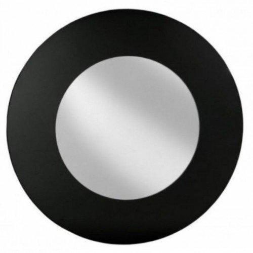 Barato fisura espejo redondo marco negro opiniones for Espejo redondo negro