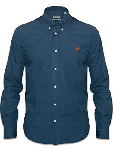 kenzo-benzin-blau-langarm-shirt-medium