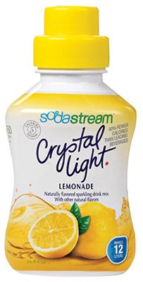Sodastream Crystal Light Lemonade (500ml)
