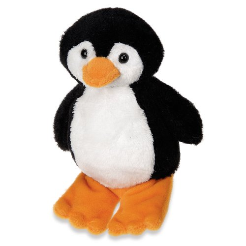 Mary Meyer Tippy Toes Finger Puppets, Paddler Penguin