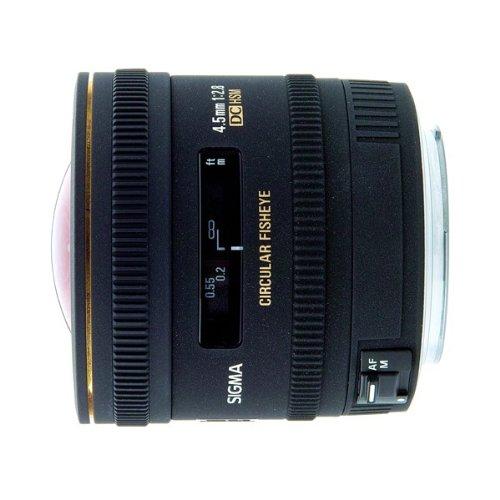 Sigma 4.5mm f/2.8 EX DC HSM Circular Fisheye Lens
