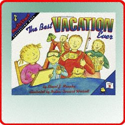The Best Vacation Ever -- Small Softcover