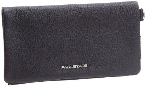 Paquetage Women's Compagnon Emile Wallet Black