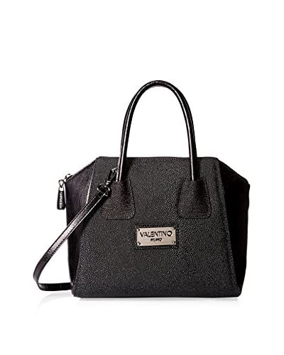 Valentino Bags by Mario Valentino Women's Minimirz Satchel, Black