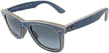 Ray-Ban RB2140 Blue Denim Sunglasses