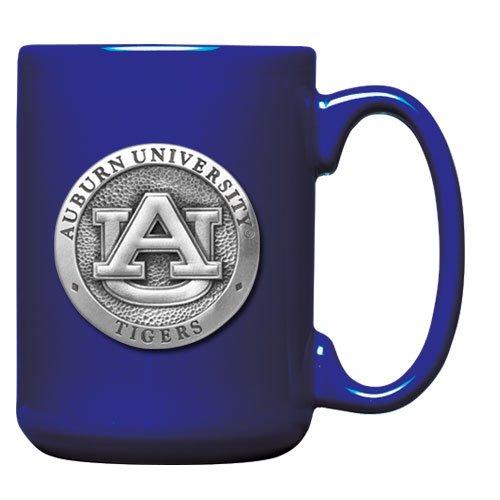 Auburn Tigers Coffee Mug - Set Of 2