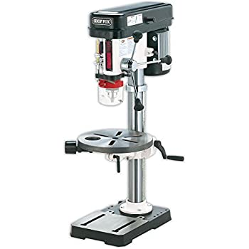Shop Fox W1668 ¾-HP 13-Inch Bench-Top Drill Press/Spindle Sander