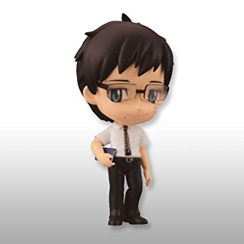 Character Okumura Yukio single item N I award Chibi matter again flame The Blue Exorcist Exorcist Blue lottery blue most (japan import)
