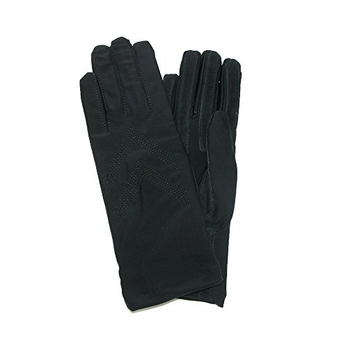 isotoner-womens-knit-lined-spandex-winter-glove-black