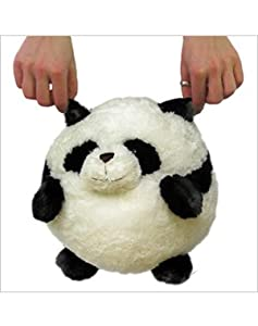"Mini Squishable Panda 7"" Plush Toy"