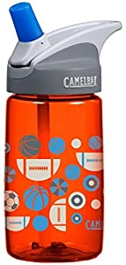 Camelbak Products Kid's Eddy Water Bottle, Sports, 0.4-Liter