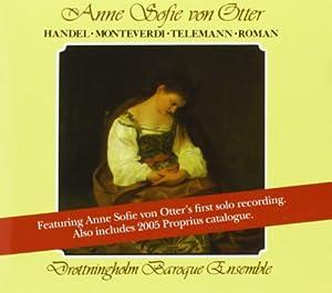 Anne Sofie Von Otter Sings Baroque Arias