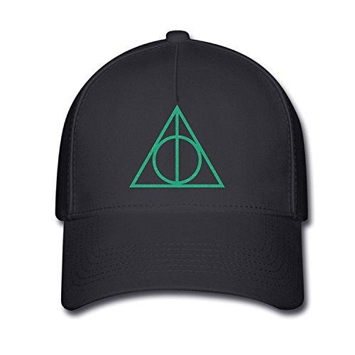 DEBBIE Unisex Harry Potter Slytherin Ravenclaw Hufflepuff Gryffindor Logo Baseball Caps Hat One Size