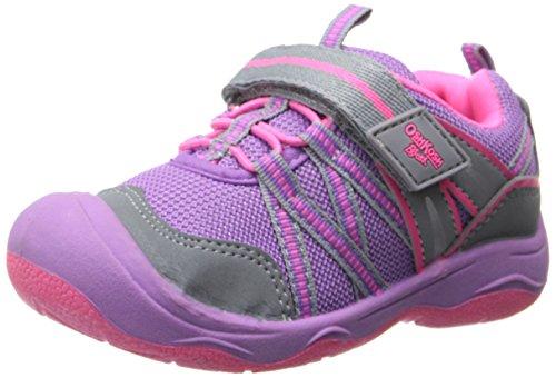 Oshkosh B'Gosh Graphite Boot (Toddler/Little Kid),Purple/Pink,8 M Us Toddler front-920657