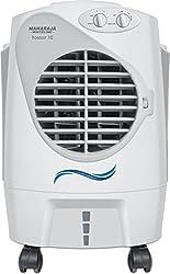 Maharaja Whiteline Frostair CO-125 10-Litre Air Cooler (White/Grey)