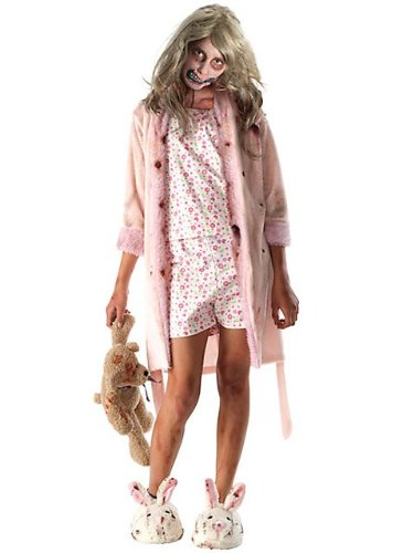 Walking Dead TV Show Little Girl Zombie Costume