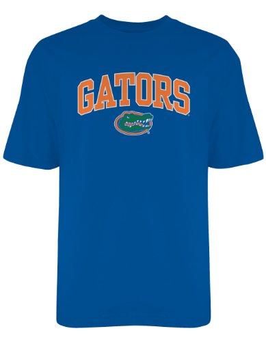 NCAA Florida Gators Gildan T-Shirt, Medium, Royal Blue