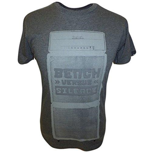 Bench -  T-shirt - T-shirt  - Maniche corte  - ragazzo grigio X-Large