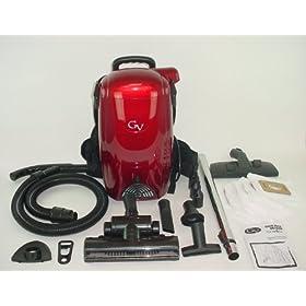 GV 8 Qt Light Powerful BackPack Vacuum Loaded