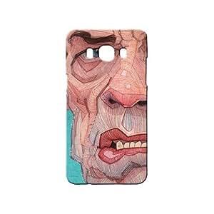 G-STAR Designer 3D Printed Back case cover for Samsung Galaxy J5 (2016) - G6922