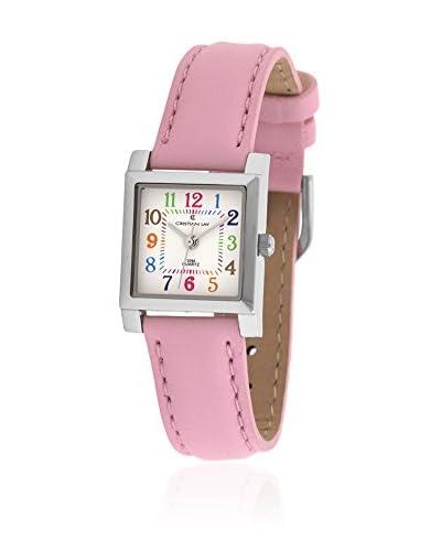 Cristian Lay Reloj de cuarzo 19425 Rosa 22 mm