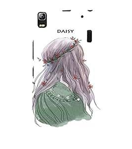 EPICCASE Daisy Mobile Back Case Cover For Lenovo A7000 (Designer Case)