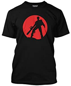 HotScamp Premium Evil Dead Mens Black T-Shirt - Sizes XS - 3XL