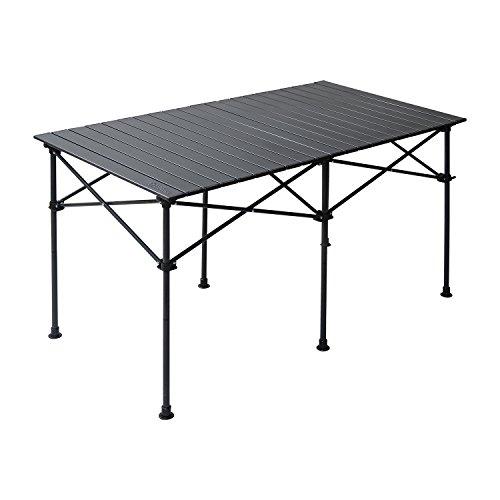 テントファクトリー 2WAY ロールトップテーブル L
