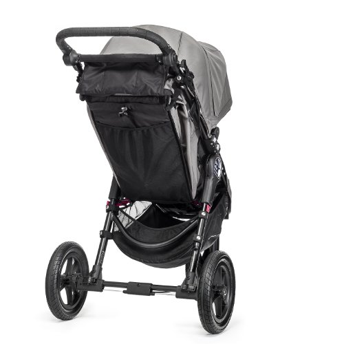 Baby Jogger City Elite Single Stroller, Gray