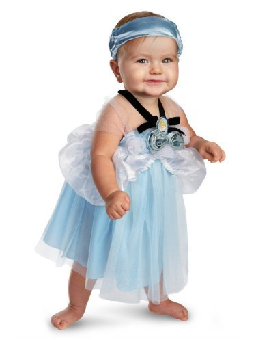 Disney Baby Infant Girls Cinderella Costume My First Princess