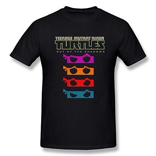 TMNT:Out Of The Shadows Four Ninja Masks T-shirt